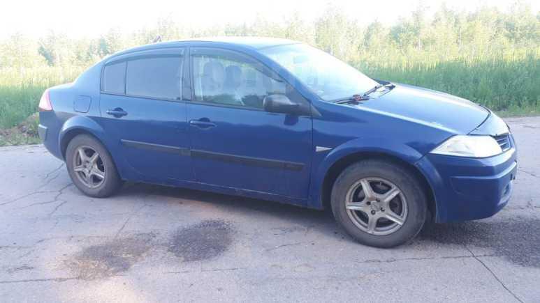 Renault Megane, 2006 год, 167 000 руб.
