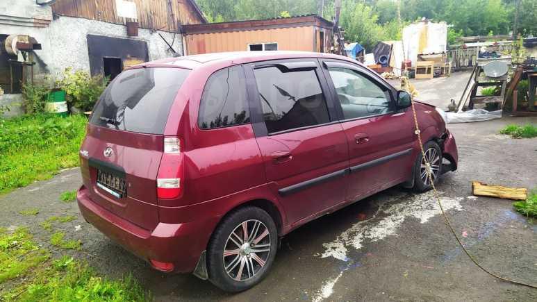 Hyundai Matrix, 2008 год, 150 000 руб.