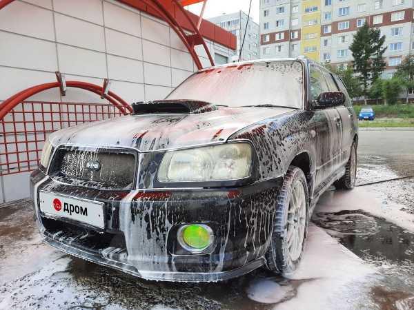 Subaru Forester, 2003 год, 600 000 руб.