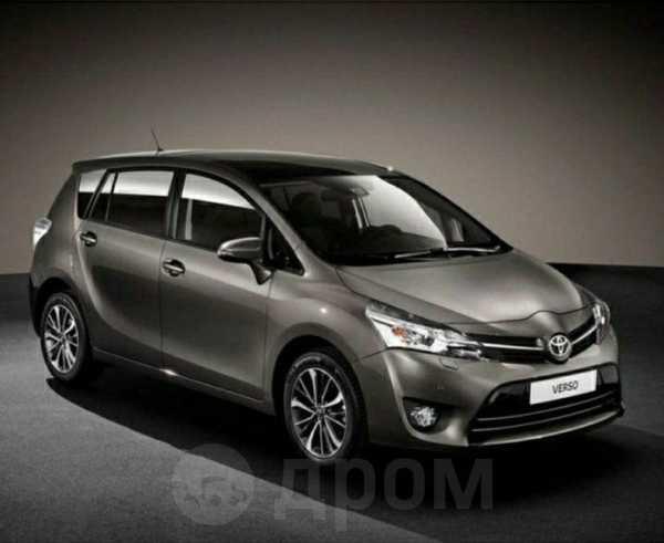 Toyota Verso, 2013 год, 980 000 руб.