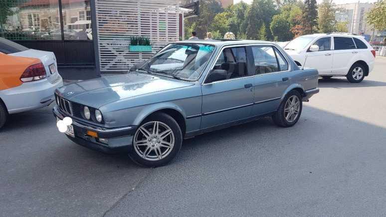 BMW 3-Series, 1986 год, 55 000 руб.