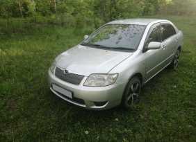 Сергеевка Corolla 2005