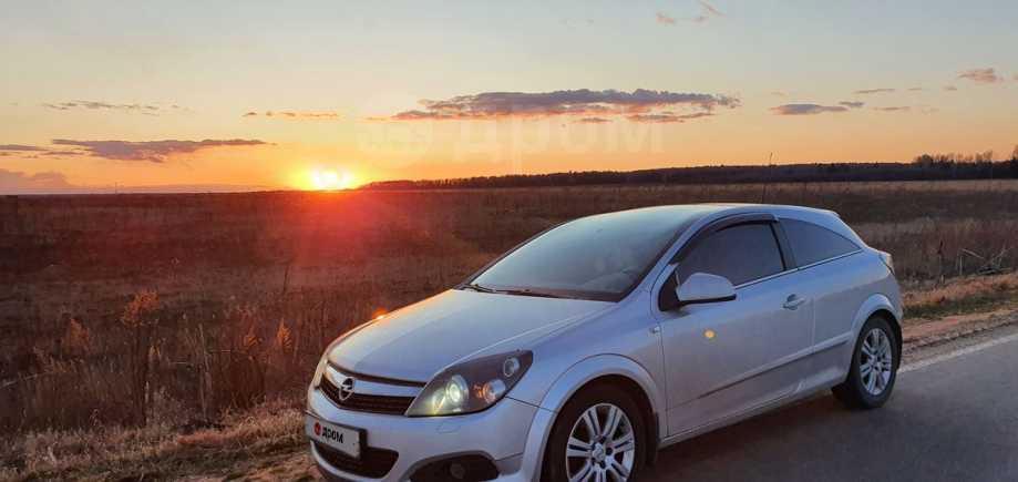 Opel Astra GTC, 2010 год, 335 000 руб.