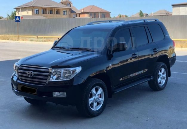 Toyota Land Cruiser, 2011 год, 2 550 000 руб.