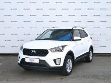 Краснодар Hyundai Creta 2020