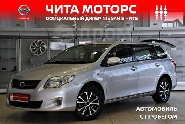 Toyota Corolla Fielder, 2011 год, 589 000 руб.