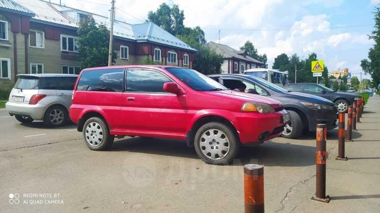 Honda HR-V, 1998 год, 265 000 руб.