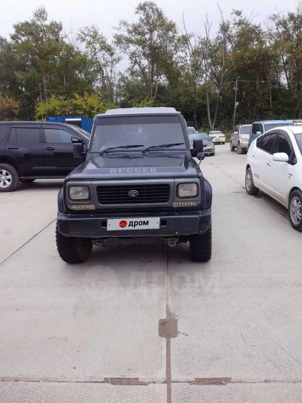 Daihatsu Rugger, 1993 год, 465 000 руб.