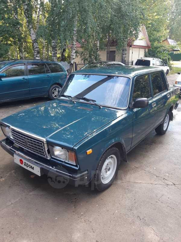Лада 2107, 2005 год, 89 999 руб.