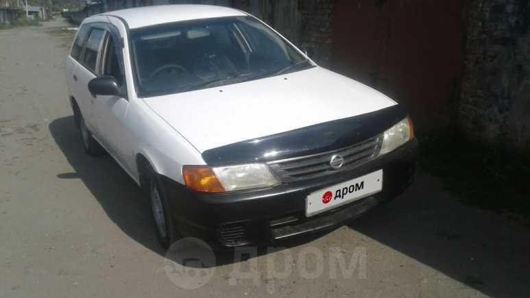 Nissan Wingroad, 1999 год, 143 000 руб.