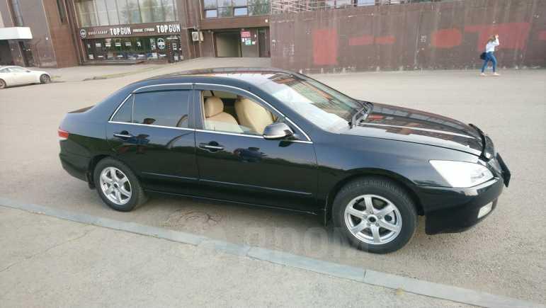 Honda Inspire, 2003 год, 450 000 руб.
