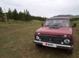 Петропавловка 4x4 2121 Нива 1995