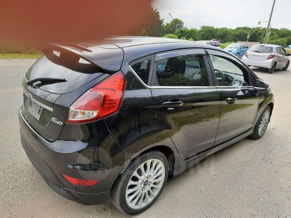 Ford Fiesta, 2013 год, 560 000 руб.