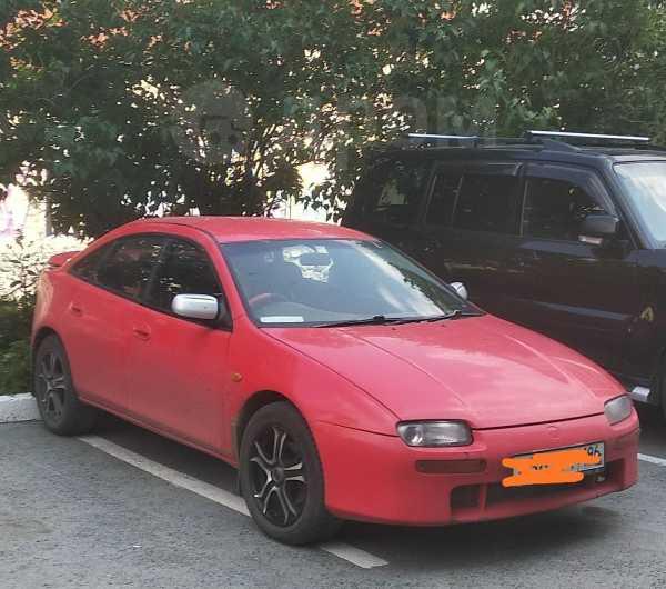 Mazda 323, 1997 год, 150 000 руб.