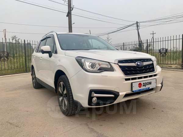 Subaru Forester, 2018 год, 2 150 000 руб.