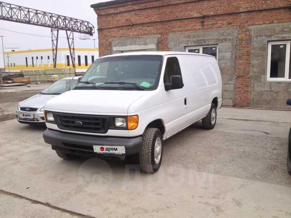 Ford Econoline, 2007 год, 160 000 руб.