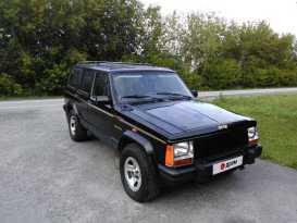Екатеринбург Cherokee 1991