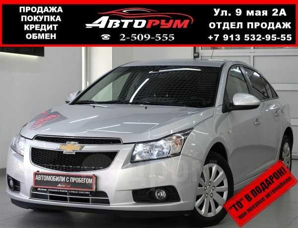 Chevrolet Cruze, 2011 год, 517 000 руб.