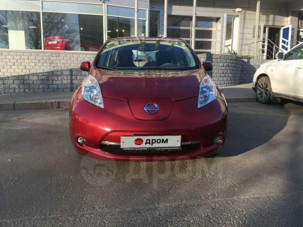 Nissan Leaf, 2011 год, 670 000 руб.
