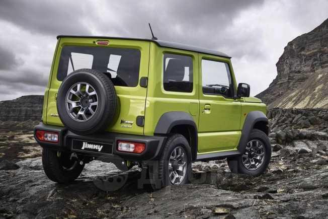Suzuki Jimny, 2020 год, 1 994 000 руб.