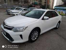 Улан-Удэ Toyota Camry 2017