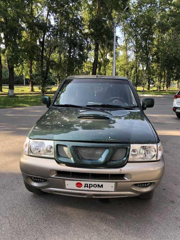 Nissan Terrano II, 2002 год, 365 000 руб.