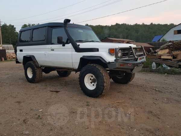Toyota Land Cruiser, 1995 год, 1 320 000 руб.
