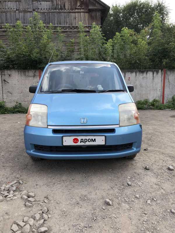 Honda Mobilio, 2002 год, 230 000 руб.