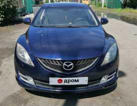 Кызыл Mazda6 2008