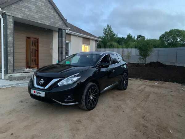 Nissan Murano, 2017 год, 2 050 000 руб.