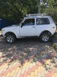 Лада 4x4 2121 Нива, 2001 год, 123 000 руб.