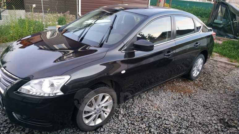 Nissan Sentra, 2015 год, 800 000 руб.