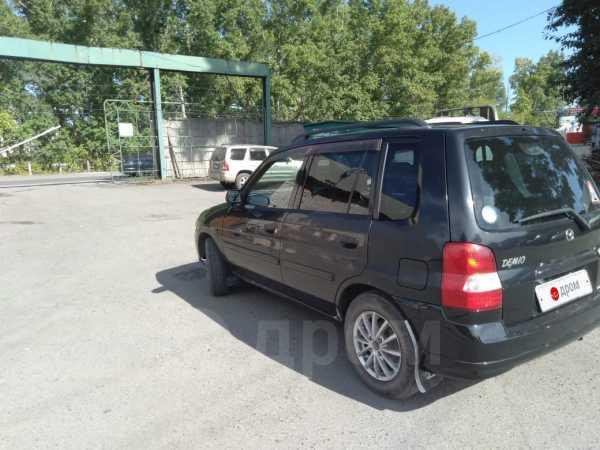 Mazda Demio, 2000 год, 137 000 руб.