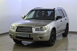 Москва Forester 2006