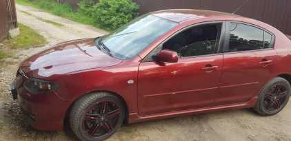 Ангарск Mazda3 2008