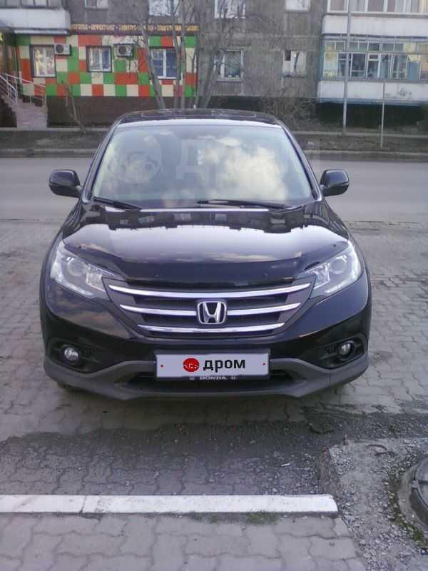 Honda CR-V, 2012 год, 1 450 000 руб.