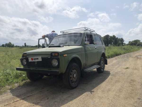 Лада 4x4 2121 Нива, 1985 год, 140 000 руб.