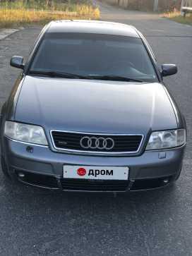 Губкинский Audi A6 2001