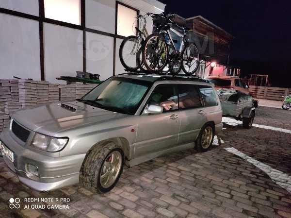 Subaru Forester, 1999 год, 255 000 руб.