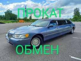 Ивановка Town Car 2001
