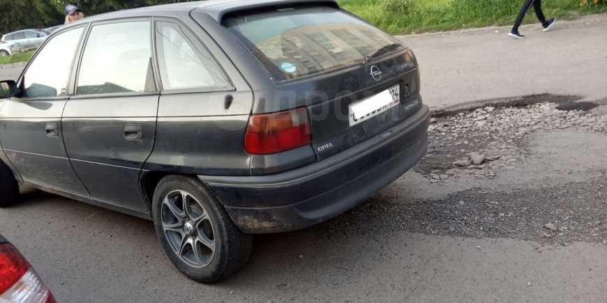 Opel Astra, 1996 год, 45 000 руб.
