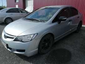 Серов Civic 2006