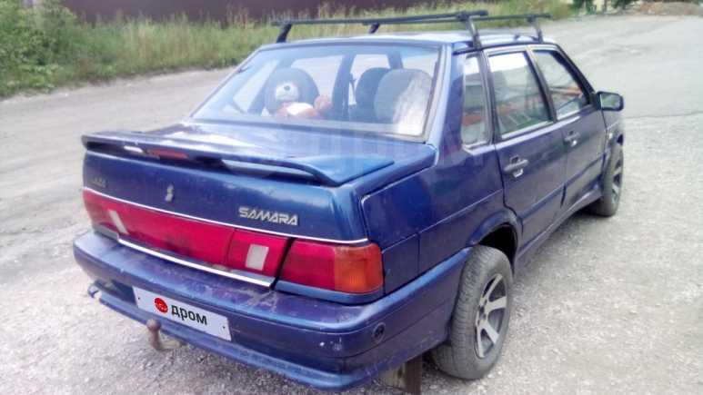 Лада 2115 Самара, 2002 год, 47 000 руб.