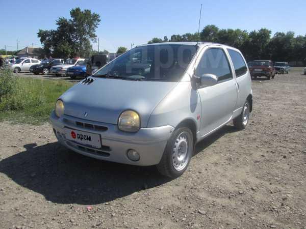 Renault Twingo, 2002 год, 140 000 руб.