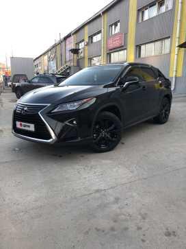Улан-Удэ Lexus RX300 2018