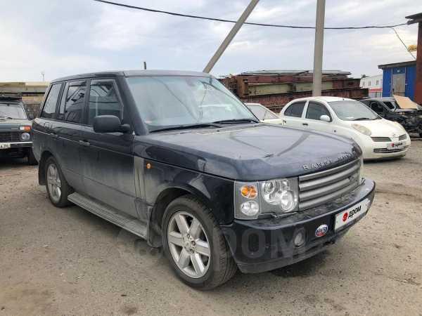 Land Rover Range Rover, 2003 год, 265 000 руб.