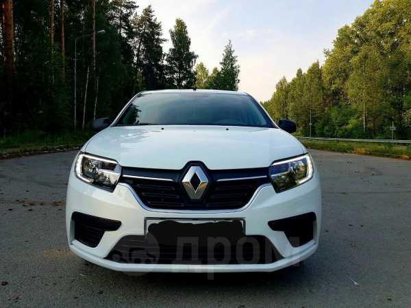 Renault Logan, 2018 год, 635 000 руб.