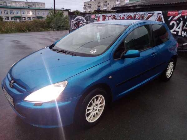 Peugeot 307, 2002 год, 160 000 руб.