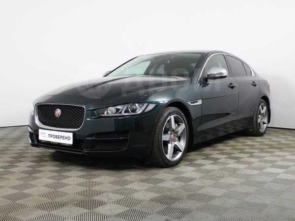 Jaguar XE, 2016 год, 1 655 000 руб.