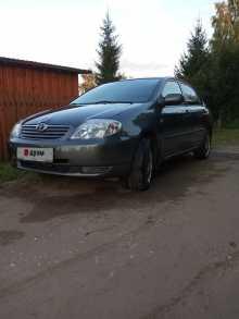 Рыбинск Corolla 2004